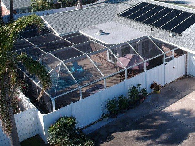 The Best Solar Pool Heating Panels Jacksonville