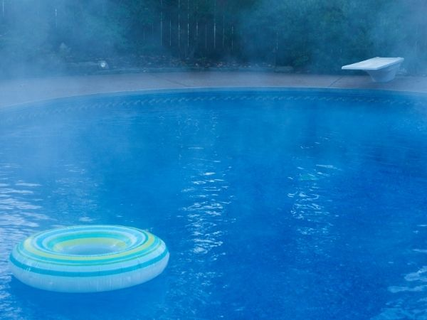 Natural Gas Pool Heating Systems