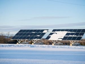 will solar panels work in winter