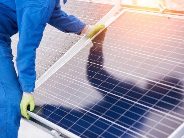 how do solar panels work palm coast