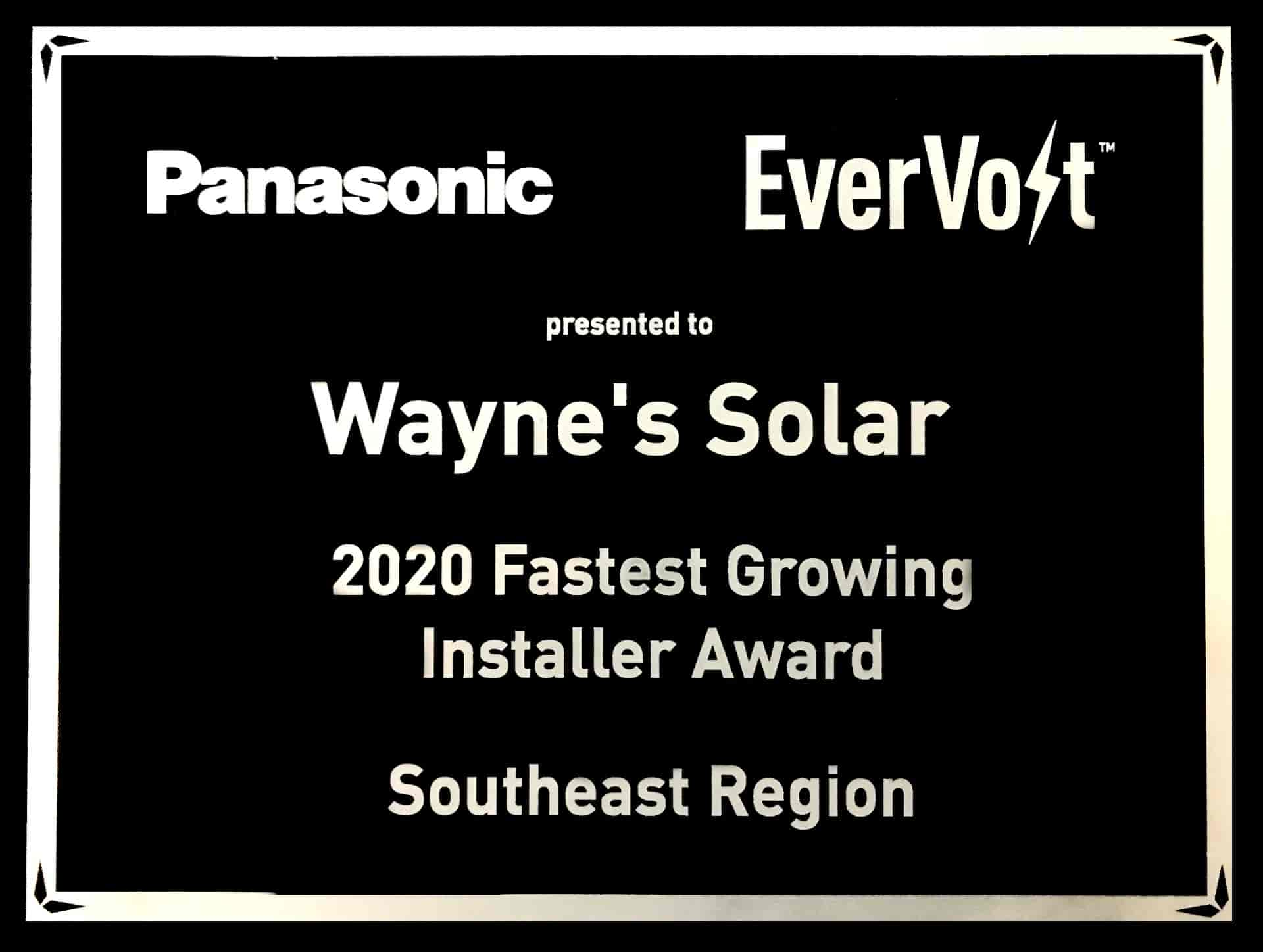 Top Solar Company