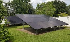 Advantages of Ground-Mounted Solar Installation Palm Coast